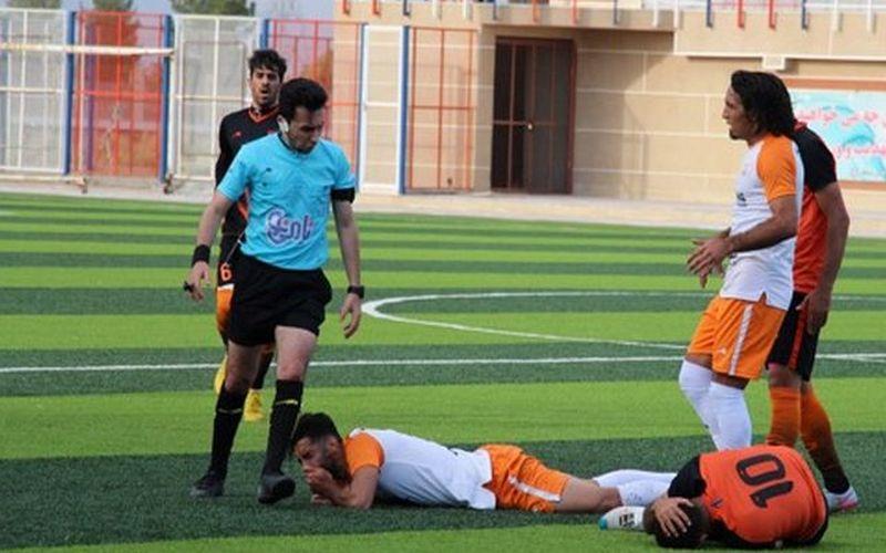 معاونت پزشکی باشگاه مس: دو مصدوم تیم فوتبال مس برای بازی با سرخپوشان