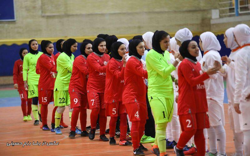 تداوم نتایج خوب تیمهای باشگاه مس در این هفته/دختران فوتسال مس هم پیروز شدند