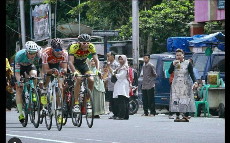 پایان تور جهانی سینکاراک اندونزی برای رکابزنان مس