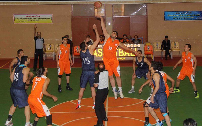 برنامه رقابتهای تیم بسکتبال مس در لیگ دسته اول کشور