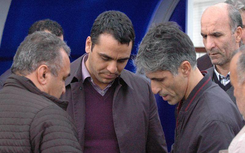 دستنشان:داور فقط از ترس فحاشی تماشاگران اعلام پنالتی کرد