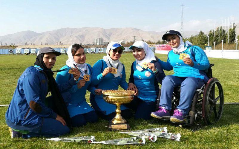 دعوت سوگند حداد تیرانداز دختر تیم مس به اردوی تیم ملی