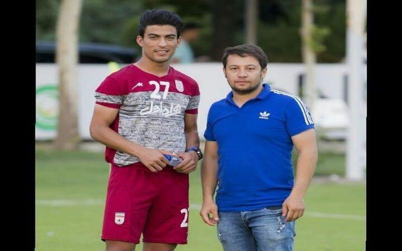مدافع مس به دلیل مصدومیت از سفر تیم ملی امید بازماند