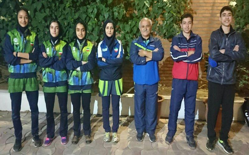 مربی دختران تنیس روی میز مس در اردوی تیم ملی:در مسابقات حرف برای گفتن داریم