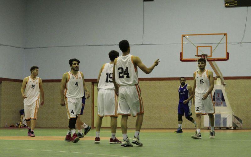 سومین پیروزی متوالی بسکتبالیستهای مس کرمان