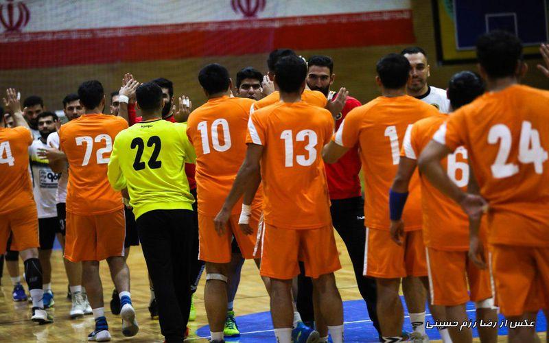 برنامه بازیهای آخر هفته تیمهای مس/میزبانی هندبال و نوجوانان مس