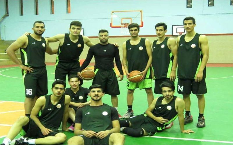 پنجمین پیروزی متوالی بسکتبالیستهای مس در لیگ یک