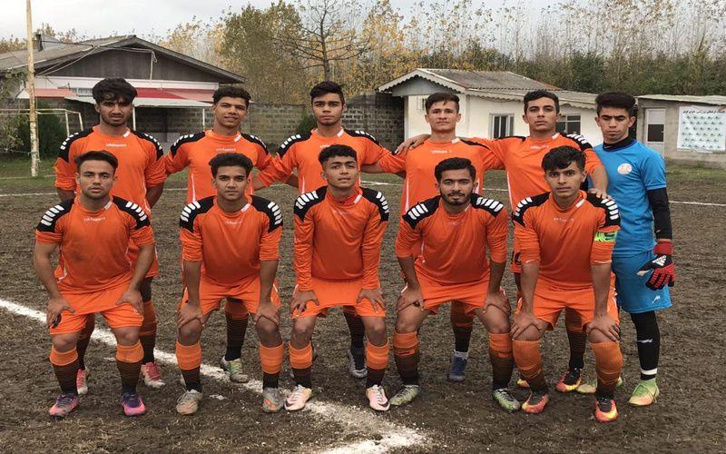 پیروزی 6 گله جوانان مس برابر صبا و تساوی ارزشمند نوجوانان در میناب