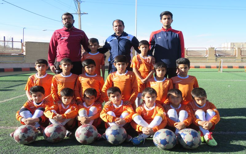 تمدید ثبت نام مدرسه فوتبال باشگاه مس تا هشتم دی ماه