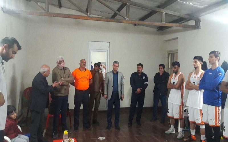 پیام تبریک سرپرست باشگاه مس به بسکتبالیستهای تیم مس