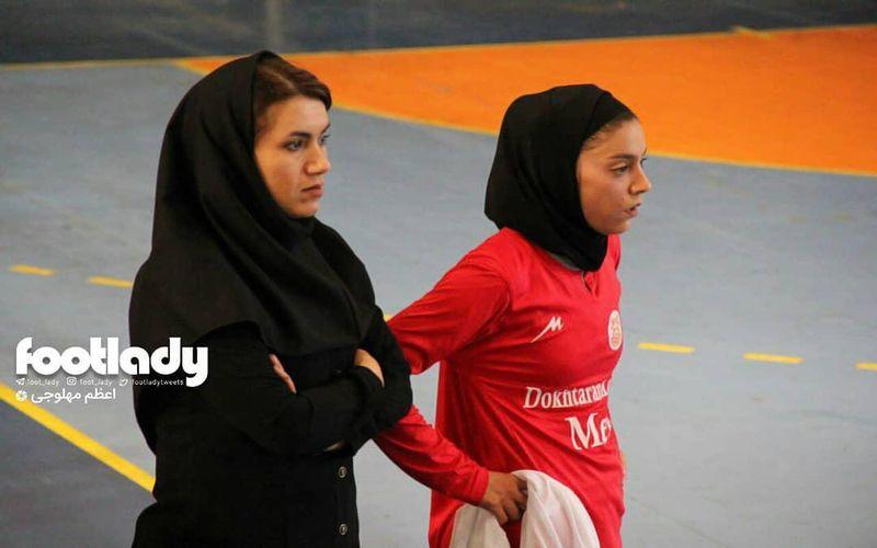 مربی تیم فوتسال دختران کویر مس:مغرور نمیشویم و در پلیاف از نامینو انتقام میگیریم