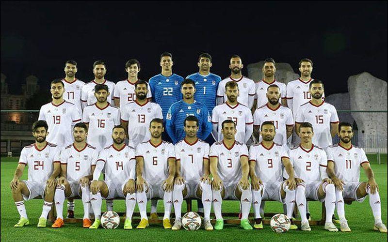 آرزوی موفقیت برای تیم ملی فوتبال کشورمان در جام ملتهای آسیا