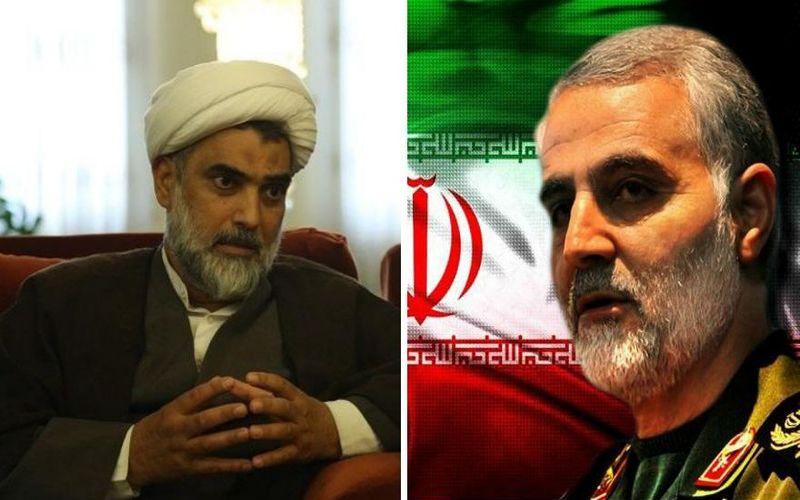 تسلیت حجتالاسلام و المسلمین توحیدی و باشگاه مس کرمان به سردار سلیمانی