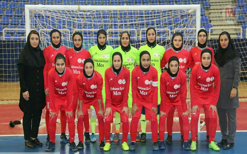 دختران کویر مس آماده کار بزرگ در نیمه نهایی لیگ برتر