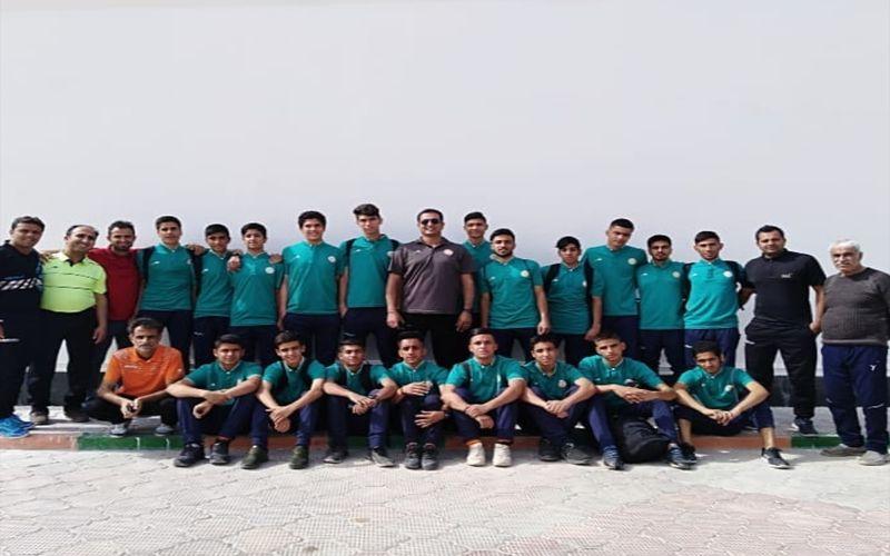 پایان بازیهای دور گروهی نوجوانان مس در لیگ برتر با پیروزی