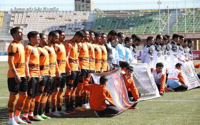 سرپرست تیم فوتبال مس: بدون محروم و مصدوم و با تمام قوا به ارومیه میرویم