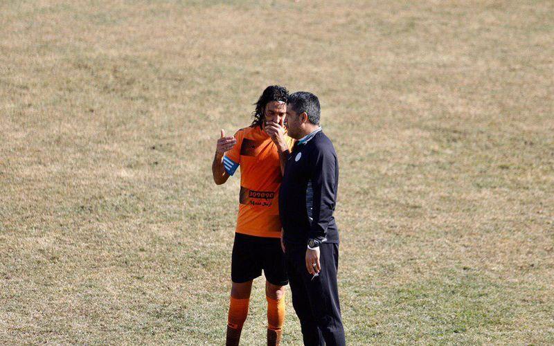 حمید حسین خانی: تیم را از نظر روحی و روانی ترمیم کردیم