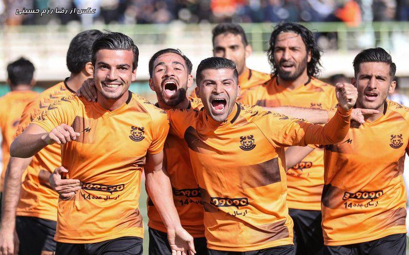خاطره بازی با پیروزی های پرگل مس/خشم مقدس نارنجی!
