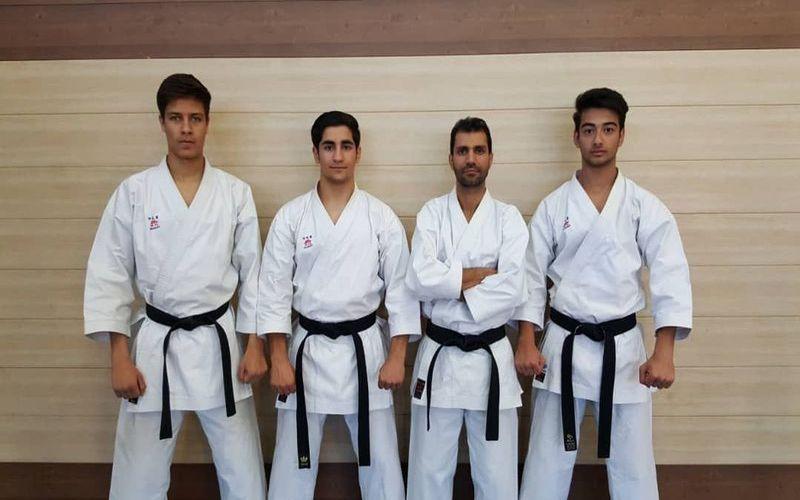 تیم کاراته مس در قالب تیم ملی به مالزی می رود