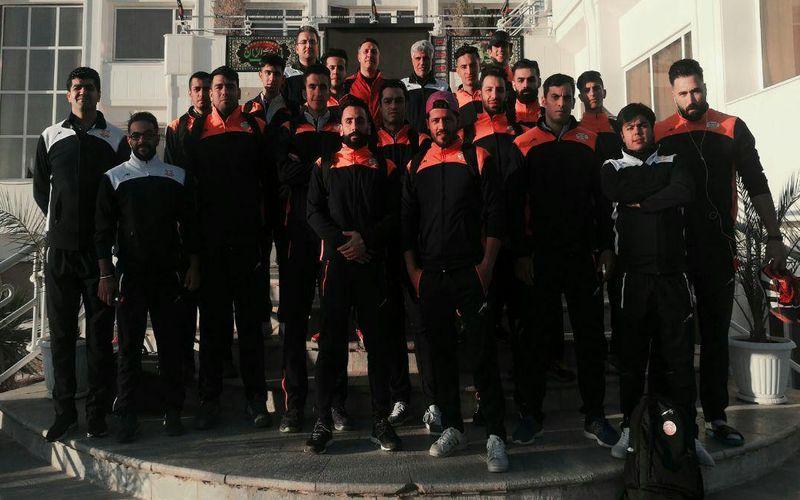 پایان کار هندبال مس در لیگ برتر این فصل با رتبه ششمی