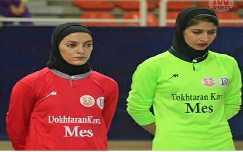دعوت سه بازیکن تیم فوتسال دختران کویر مس به تیم ملی برای بازی دوستانه با روسیه