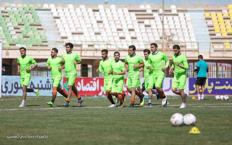 از سرگیری تمرینات تیم فوتبال مس از روز چهارشنبه