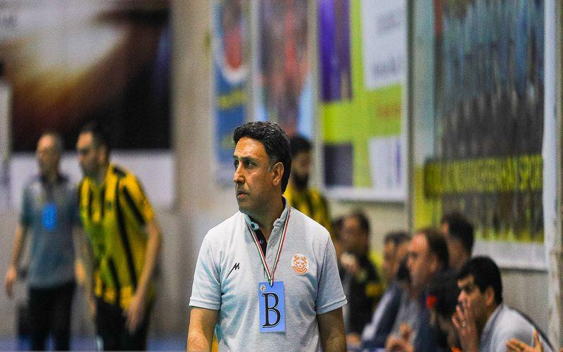 سرمربی هندبال مس:پایه چند سال آینده هندبال کرمان در تیم این فصل گذاشته شد