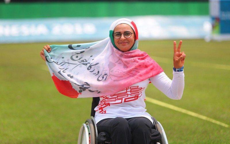 پایان خوش داستان تیم ملی تیراندازی با دعوت زهرا نعمتی