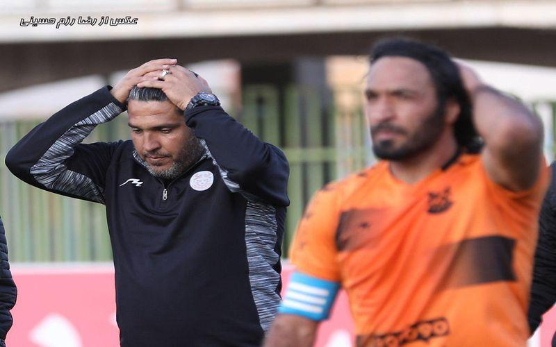 مربی تیم فوتبال مس:تمرین و ریکاوری مطلوبی در هفته گذشته داشتیم
