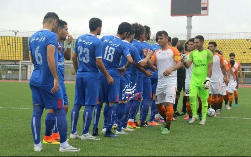 اعلام برنامه بازی سه هفته پایانی تیم مس نوین در لیگ دو