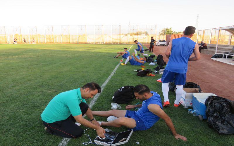 آخرین وضعیت مصدومان تیم فوتبال مس کرمان