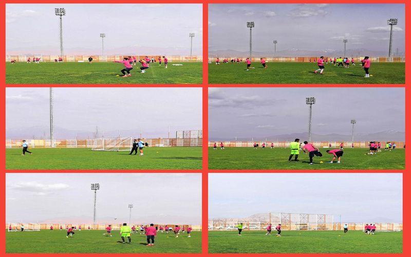 تمرینات تیم فوتبال مس در سال1398 رسما آغاز شد