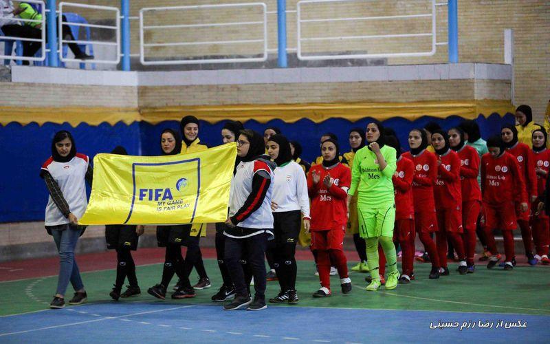 دعوت چهار دختر تیم فوتسال کویر مس به اردوی تیم ملی