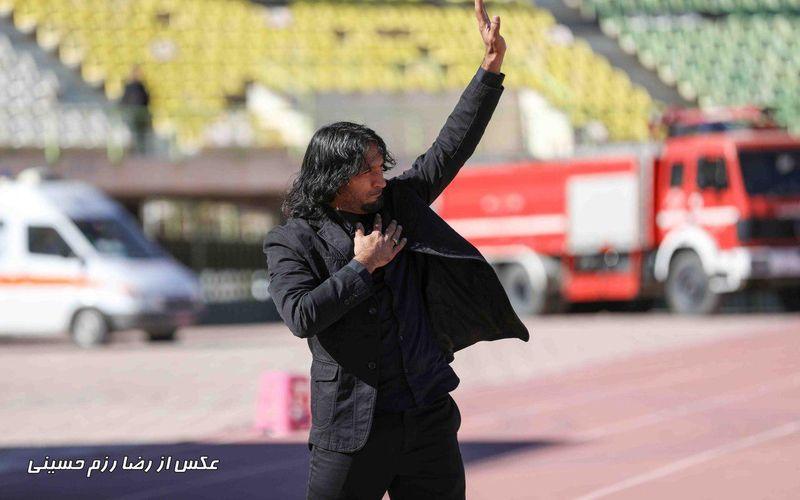 خیز فرزاد حسین خانی برای کسب مدرک مربیگری A فوتبال آسیا