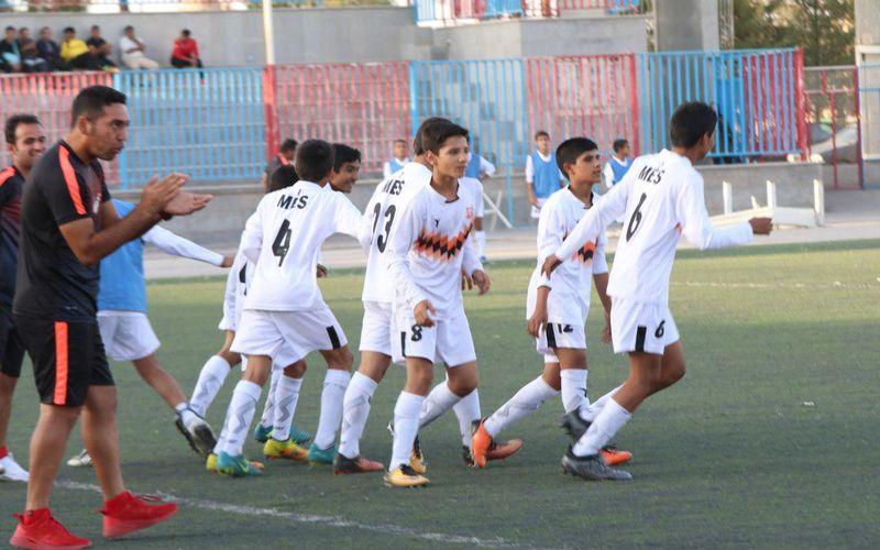 اسامی و زمان بندی رقابت های فوتبال پایه/حضور مس کرمان در لیگ برتر هر چهار رده