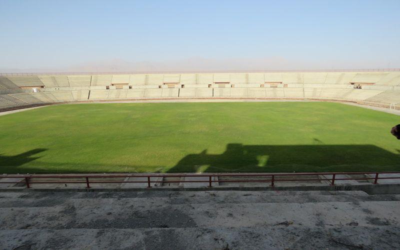 تصور یک رویای شیرین/ افتتاح ورزشگاه شهدای مس همزمان با صعود لیگ برتر!