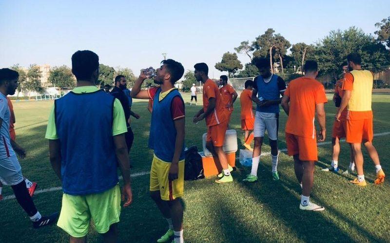 آخرین وضعیت تمرینات تیم فوتبال مس از زبان سرپرست تیم