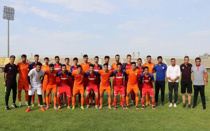 پیروزی سه گله تیم مس کرمان در یک بازی دوستانه(گزارش تصویری)