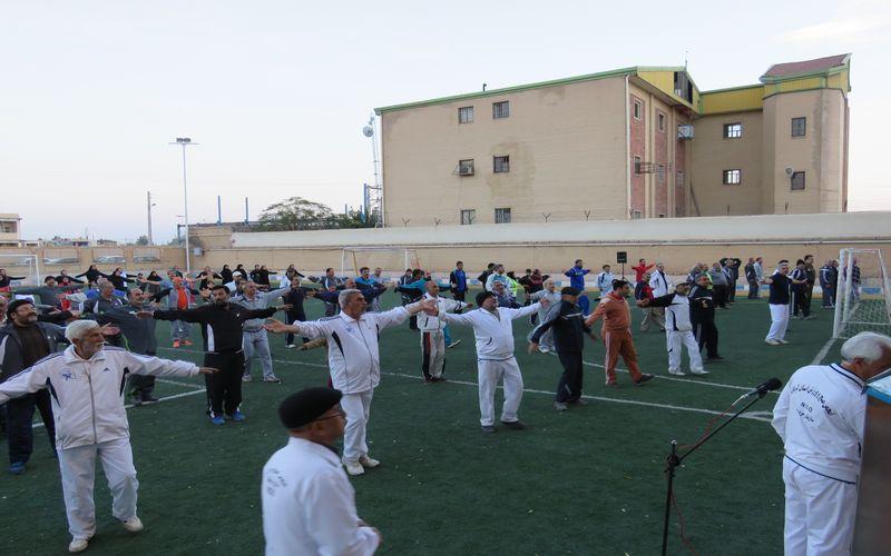 باشگاه مس کرمان صبح پنجشنبه میزبان ورزش همگانی و خانوادگی