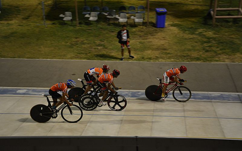 در پایان مرحله دوم لیگ برتر دوچرخه سواری کشور؛رکاب زنان مس در جایگاه پنجم
