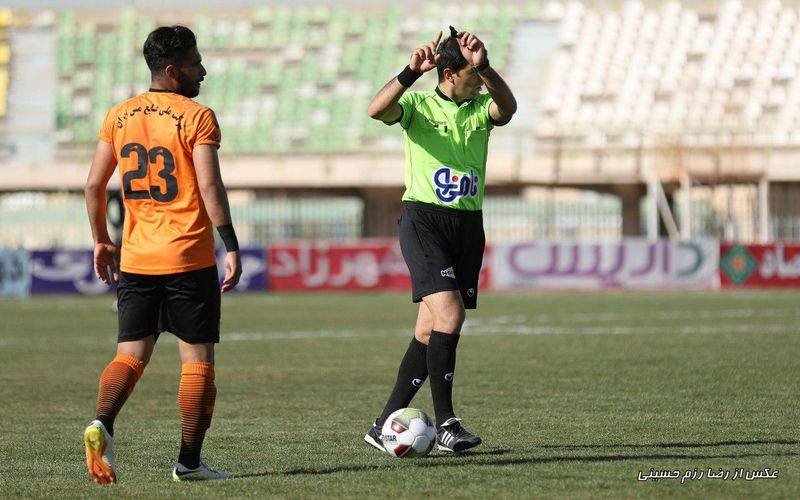 مرور آخرین تغییرات قوانین داوری  فوتبال