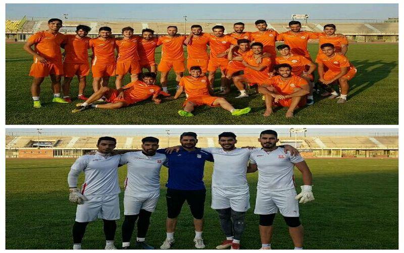 ادامه تمرینات تیم فوتبال مس کرمان با روحیه عالی