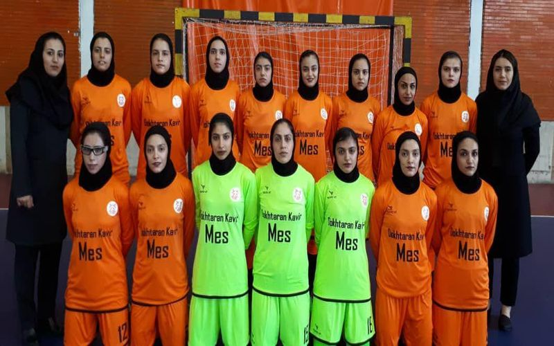 پیروزی شیرین دختران فوتسالیست مس در گام اول لیگ برتر