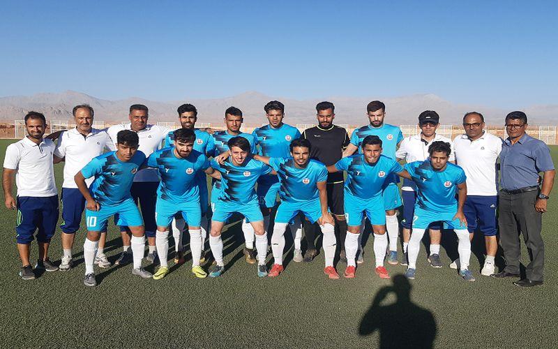 تیم فوتبال مس نوین در مسیر آماده سازی لیگ دو(عکس)