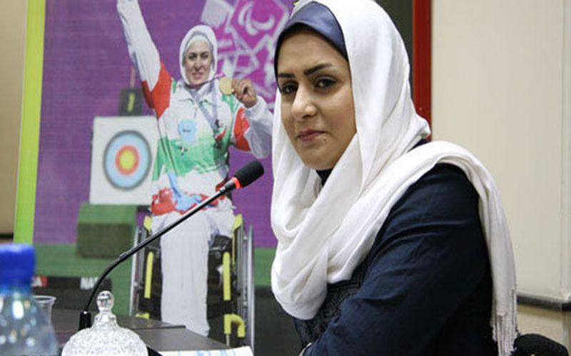 پیشنهاد جامعه ورزش ایران: زهرا نعمتی گزینه ایران در کمیسیون IOC