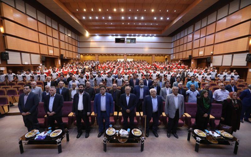 برگزاری جشن باشکوه همدلی لاله ها نارنجی/مراسمی برای همه خانواده باشگاه مس کرمان