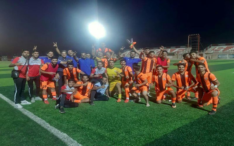 سه امتیاز شیرین امیدهای مس از فتح ال مسینو در رفسنجان