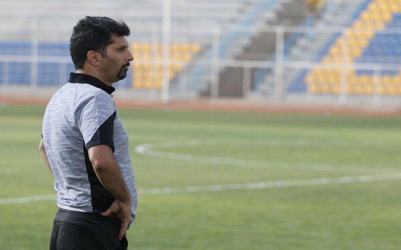 مجتبی حسینی: خیلی زود است جدول و رتبه تیم ها را تحلیل نمائیم
