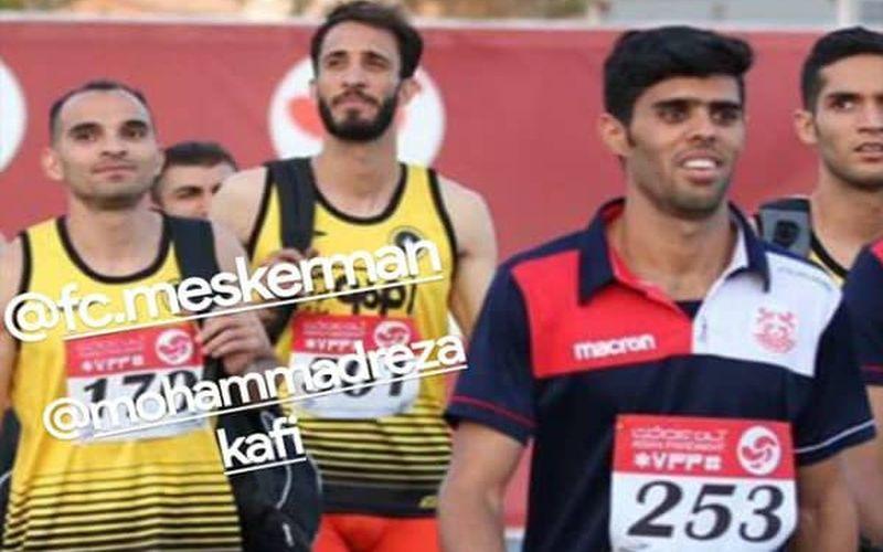 در مرحله نهایی رقابت های دوومیدانی قهرمانی کشور که در پیست آفتاب تهران برگزار شد، محمد حسین ابارقی دونده تیم مس کرمان یک عنوان قهرمانی دیگر برای این تیم به ارمغان آورد.