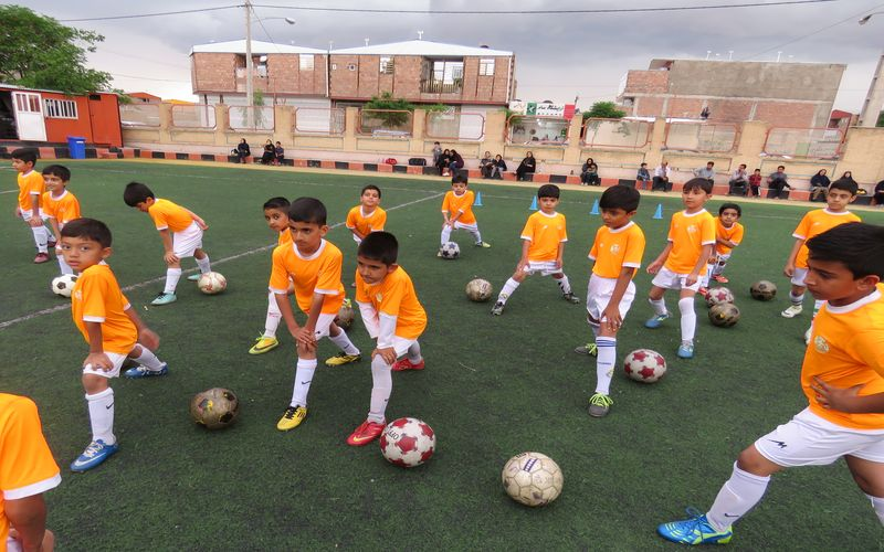 فراخوان ثبت نام در ترم پائیزی مدرسه فوتبال باشگاه مس کرمان